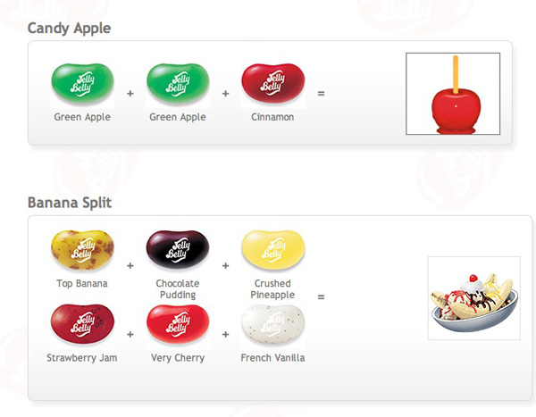 Jelly belly recipes